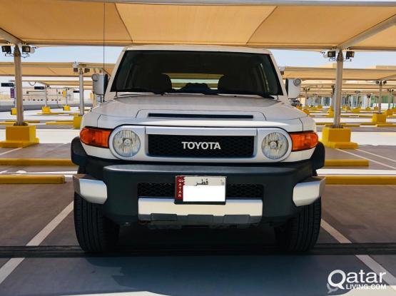 Toyota FJ Cruiser TRD 2012