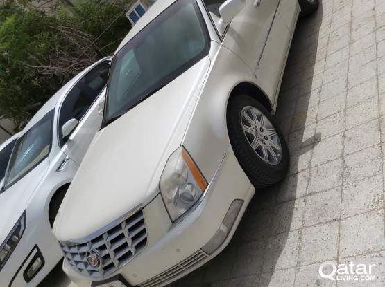 Cadillac DTS 2010
