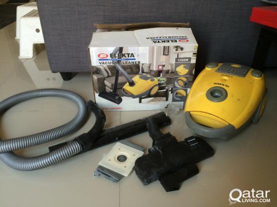 Elekta Vacuum cleaner