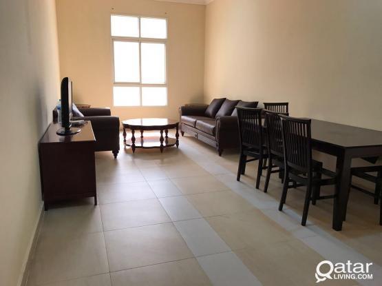 3bhk semi furnished apartment in AL Naser