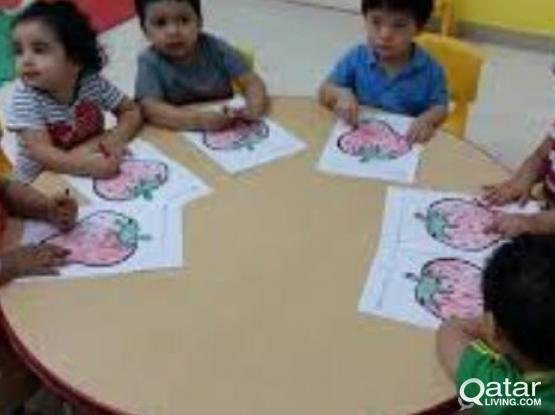 available daycare n after school care facility at Thumama