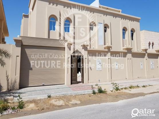 Villa For Rent in Gharaffa {For family or Ladies Staff Only}