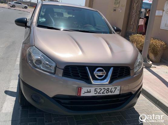 Nissan Qashqai Standard 2013