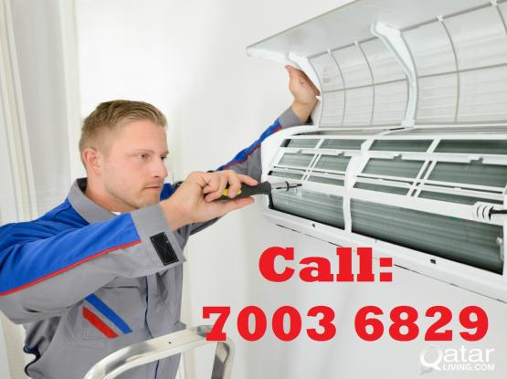 HVAC, Air Conditioning(AC), Motor Winding, Generator, Water Pumps, A/C Motors Service and Maintenance, Interior works, Electric Wiring and Fiber Optic Network Cabling, Gypsum works