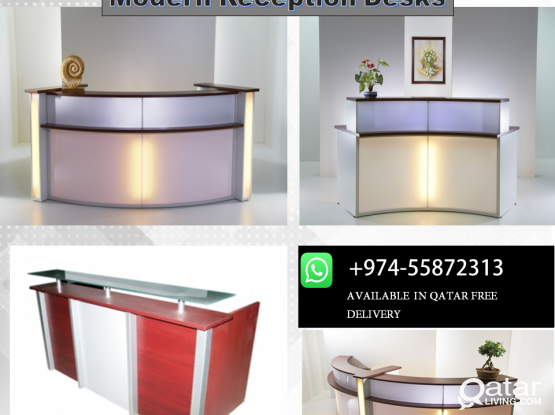 Reception Desk With Free Delivery