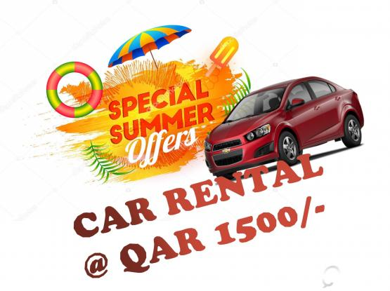 Summer Offer For Car Rental