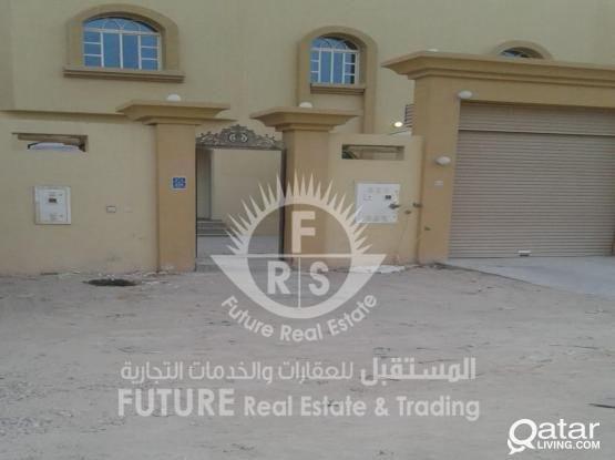 For rent villa in Kharitiyat area for employees, employees or service