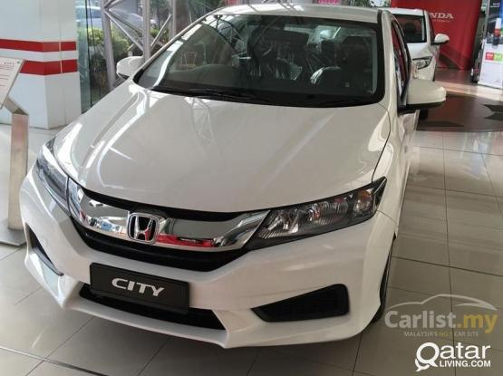 OFFER ON HONDA CITY 2016 AND 2017 MODEL CAR AT JUST 1500 QR PER MONTH.AND GET 10 DAYS EXTRA FREE .