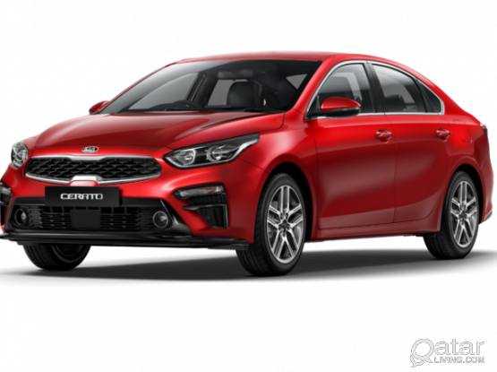 Exclusive Offer! Rent a kia cerato for only 1400/- per month and get 10 days extra free.