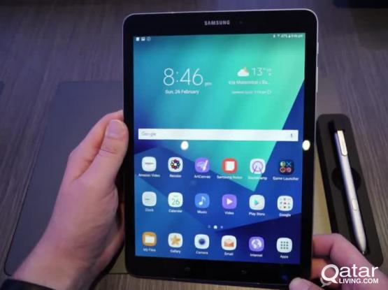 BRAND NEW SAMSUNG TAB S-3 WITH S PEN BOX FOR SALE/SWAP