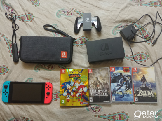Selling Nintendo Switch