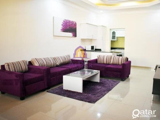 Beautiful Spacious Furnished One Bedroom in Thumama