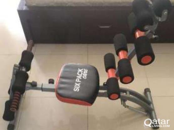 Six Pack Care exercise bench - 125 !!!!!