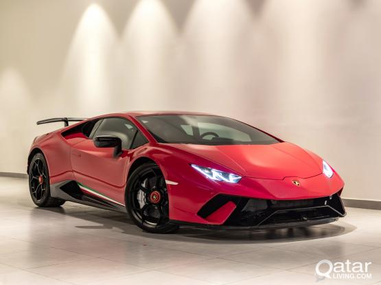 Lamborghini Huracan Standard 2018