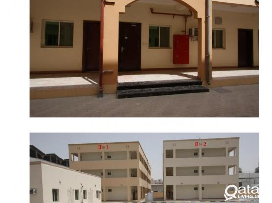 Brand New Labour Camp with Short term / Long term Rooms Available