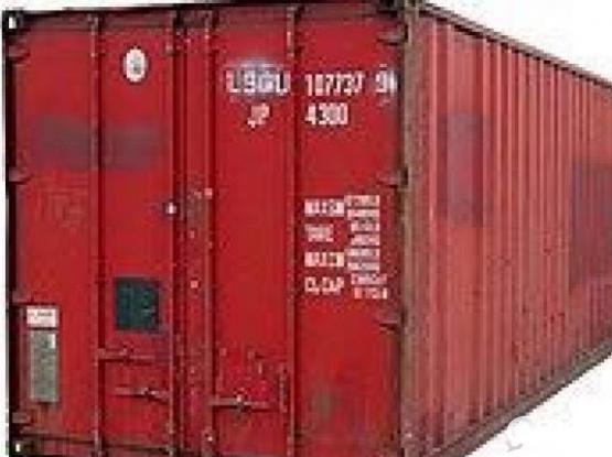 Container and Porta cabin