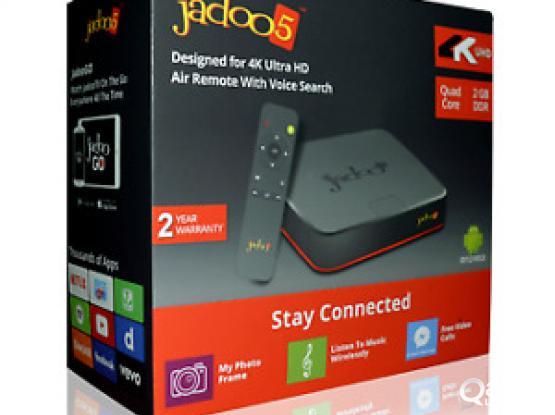 Jadoo box 5  Go fuck yourselves Jadoo TV/JadooTV, we just
