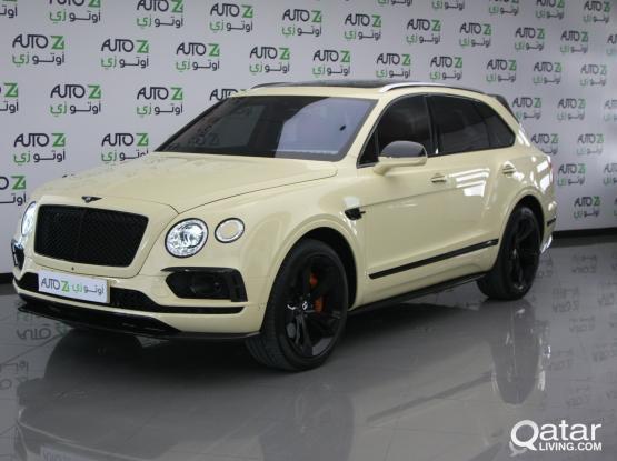 Bentley Bentayga 2018