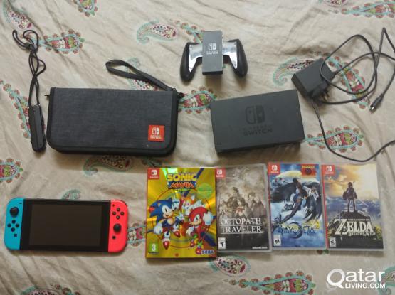 Selling Nintendo Switch