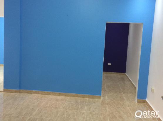 2-bhk 2-bathrooms with 3-split ac ground floor in wakra