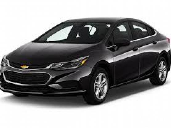 BEST OFFER ON CHEVROLET CRUZE 2017 MODEL CAR. 1500 QR PER MONTH. AND GET 2 DAYS FREE..