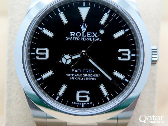 Rolex EXPLORER Watch - 214270 - NEW AND UNWORN