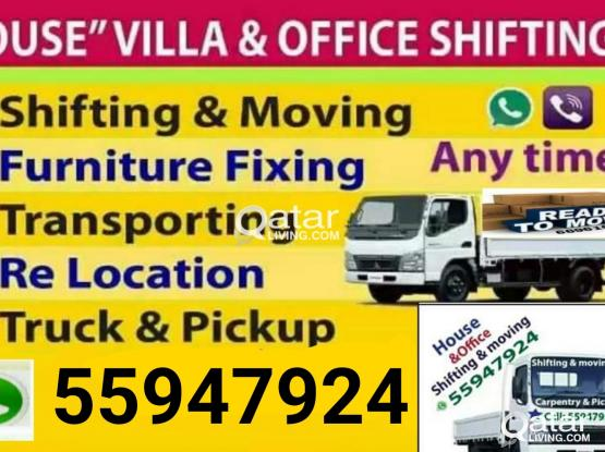 Low price = 55947924 - moving,shifting,packing,carpenter. transportation,truck & pickup,painting & partition