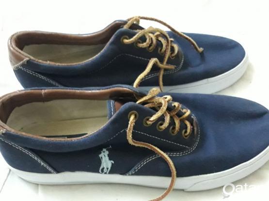 Polo Ralph Lauren Men's  Sneaker SIZE 10 US