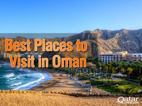 EXIT OR VISA CHANGING PACKAGE TO OMAN FOR KABAYANS