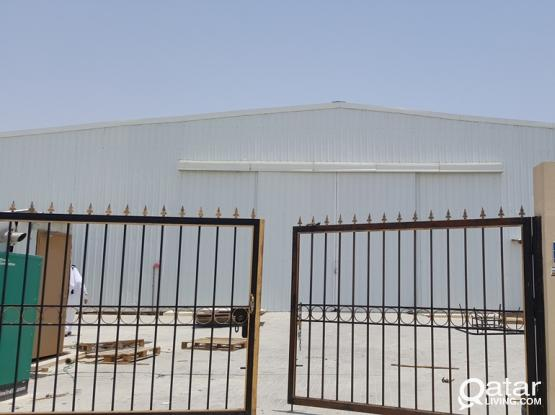 1000 SQM Warehouse @ Berkat Awamer