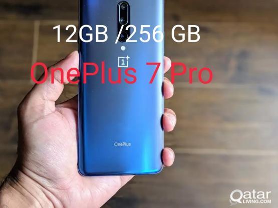 OnePlus 7 Pro - 12GB/256GB New Sealed Box