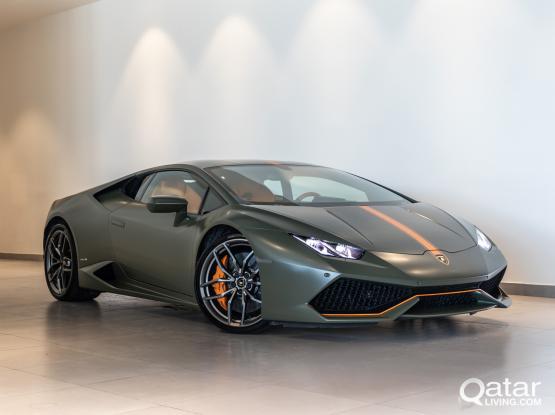 Lamborghini Huracan Standard 2016
