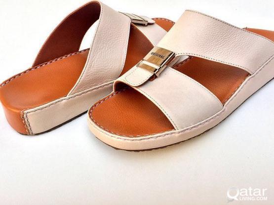 Arabian Men Sandals High quanlity Leather