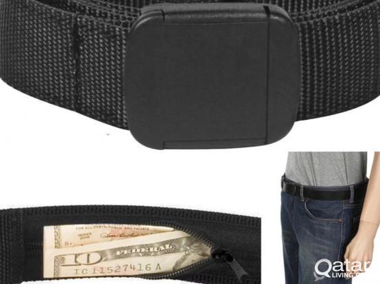 Travel security belt