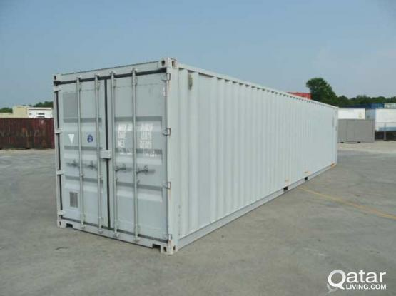 40 Feet Container for Sale