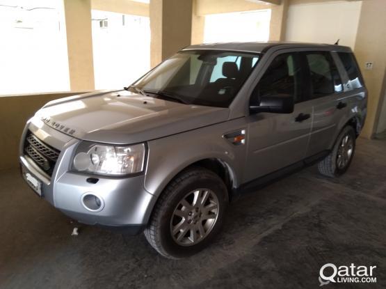 Land Rover LR2 2007