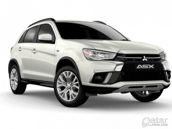 MEGA OFFER FROM US MITSUBISHI ASX 2019 MODEL JUST FOR 150 QR PER DAY.FOR MORE DETAILS/4415 4467 /5045 9447/5544 0424