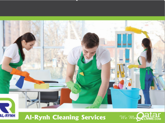 Immediate Hiring For Female Cleaners
