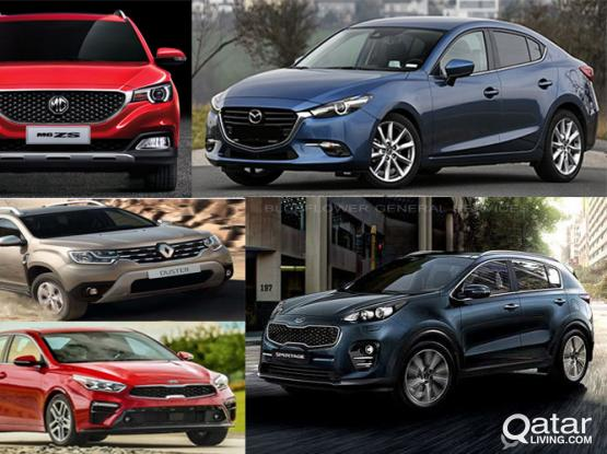 EXCITING OFFERS FOR SUV& SEDAN 2018-2019-2020 CARS