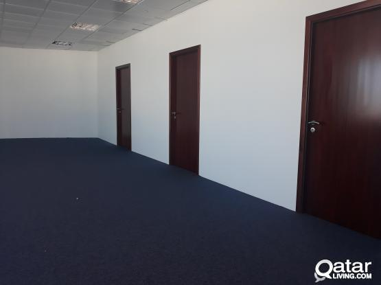 2 Months Free 150 Sqm Partitioned Office in Airport Road