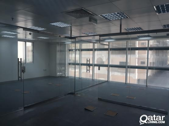 159 Sqm Well Partitioned Office Space in Muntaza