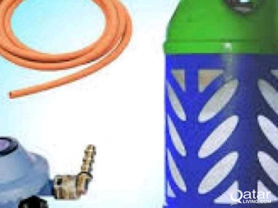 Urgent sale home delivery Gas cylinder for sale with regulator and pipe only what70046021