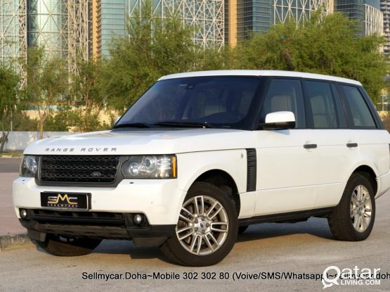 Land Rover Range Rover Vogue HSE 2011