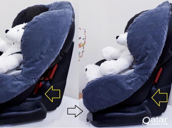 MAXI-COSI - Priori SPS Soft Full Car Chair