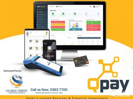 QPAY - WPS SYSTEM & ADVANCED POS MACHINE