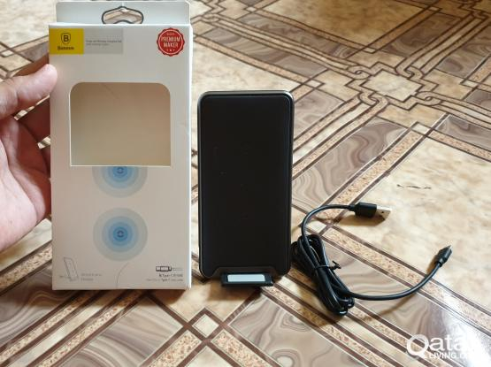 Baseus 10W 3 Coils Wireless Charger for sell