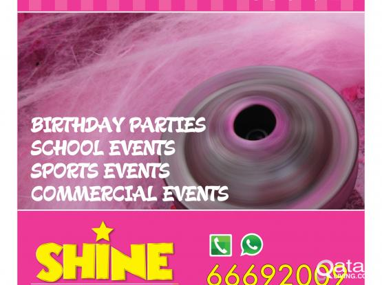 Party Services --- We prepare... You Celebrate...