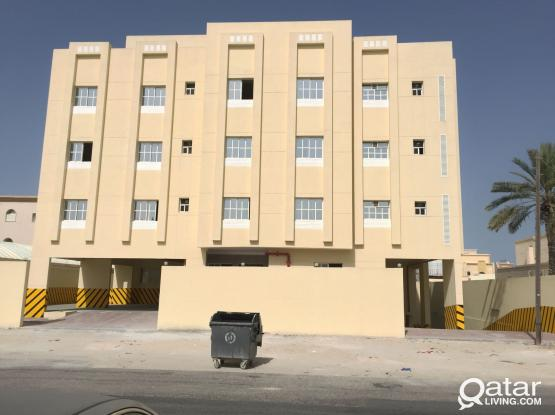 NEW UNFURNISHED 2 BEDROOM APARTMENT AT WAKRAH..!