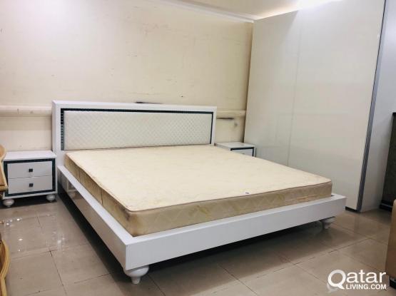 Ikea bedroom set 210x200cm