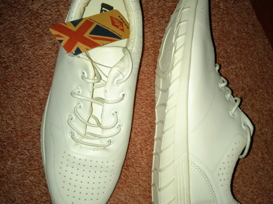 Lee Cooper White Shoes